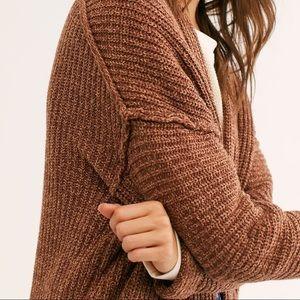 Free People's Cardigan Sweater